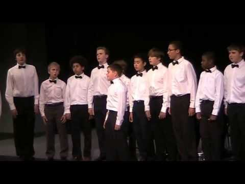 Sidwell Friends School, Misery by Maroon 5 (cover) - 04/14/2013