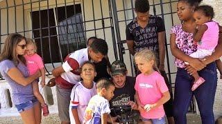 Dominican Kids Love Drones