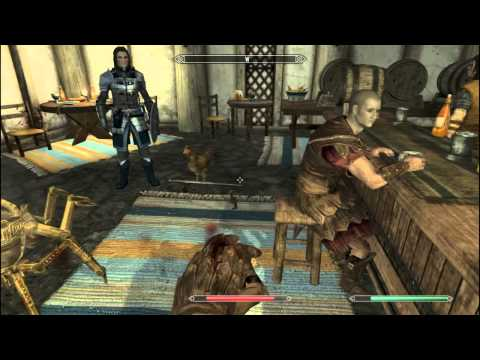 Skyrim Mods: Rescue Bronwen! - Part 1