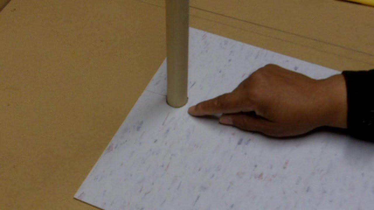 How to make a tile backsplash