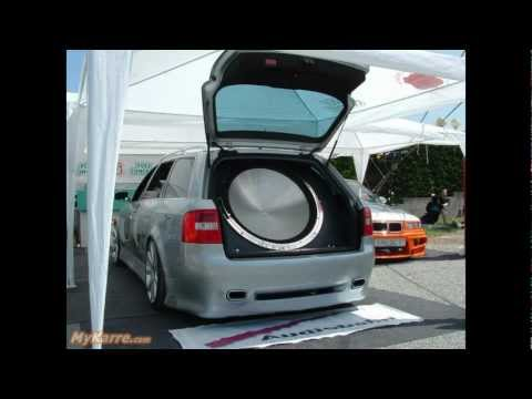 Mega Bass Test - Subwoofer !Extreme!