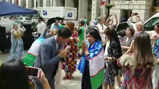 New Yorkda O'zbekistonning Mustaqillik bayrami (ANONS)!!!!