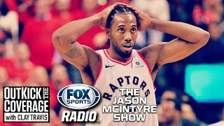 Clay Travis & Jason McIntyre Debate Where Kawhi Leonard Should Play