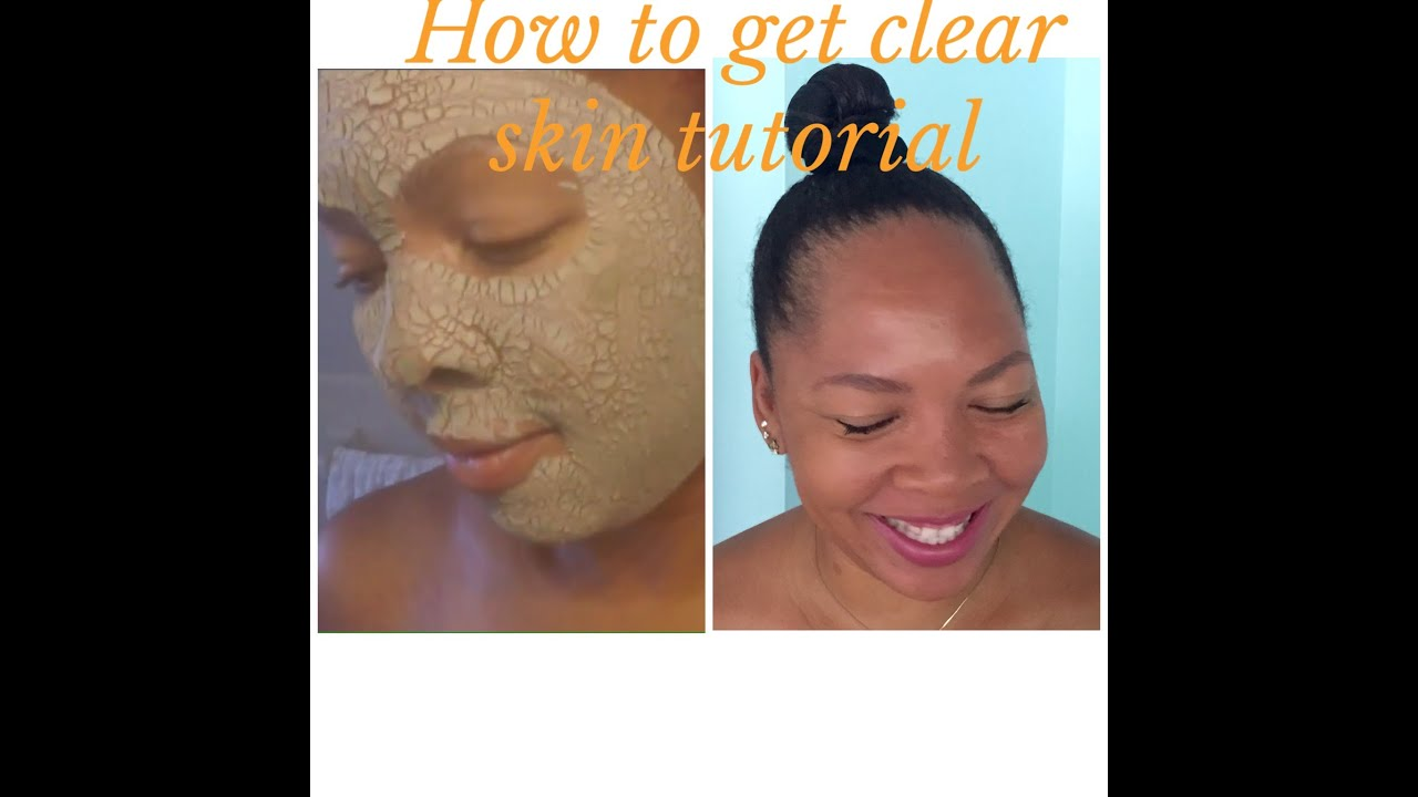 Clay Mask Scars Skin Using Clay Mask | Get