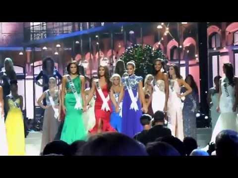 Miss USA 2014 Crowning