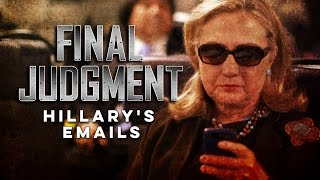 Hillary Clinton's Emails Released. What's She Hiding?