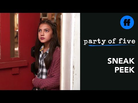 Party of Five Season 1, Episode 5 | Sneak Peek: A Visit From Social Services | Freeform