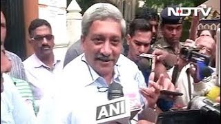 BJP Wins Both Goa Seats, One For Chief Minister Manohar Parrikar