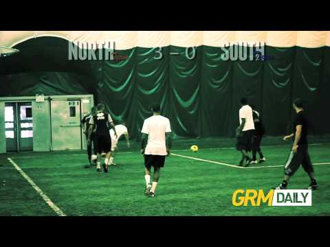 [GRM DAILY] - NORTH LONDON V SOUTH LONDON FOOTBALL MATCH