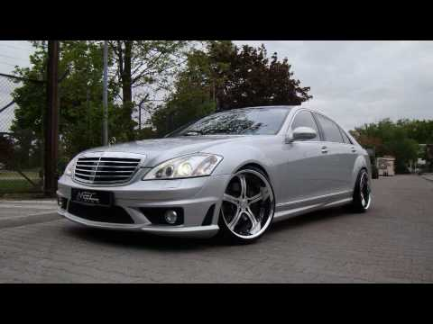 2010 MEC Design Mercedes-Benz S65 AMG