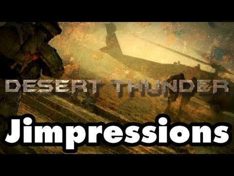 DESERT THUNDER: STRIKE FORCE - Shit And Bad And Trash