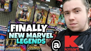 TOY HUNTING! NEW MARVEL LEGENDS, STAR WARS BLACK SERIES ON A BUDGET!