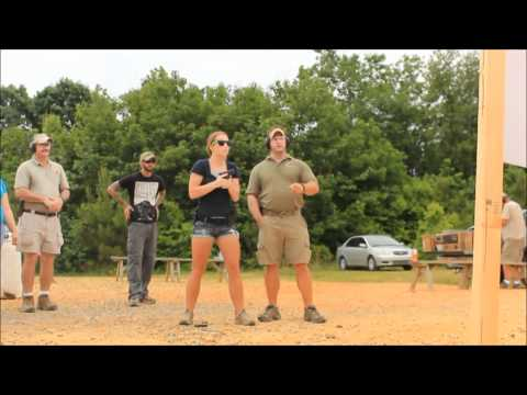 Range Time with Cory & Erika - Shooting at Tactical Response
