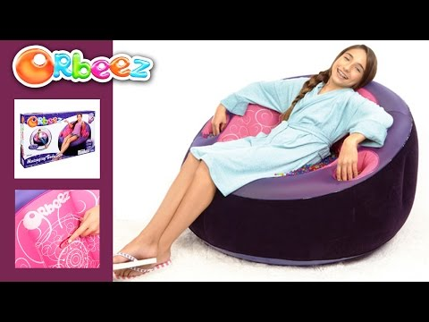 Massaging Body Spa Chair Instructional Video