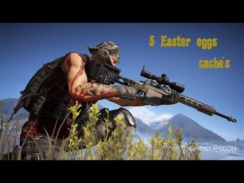 [Ghost-Recon-Wildlands] Les meilleurs easter eggs atypique et caché