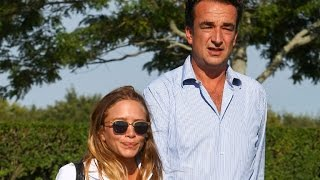 Mary-Kate Olsen and Olivier Sarkozy Step Out For Hamptons Horse Show