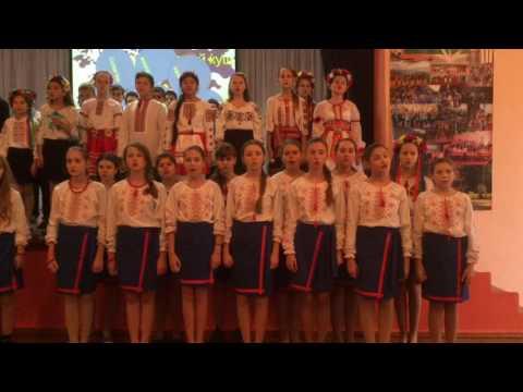 Одесса, 8 гимназия, клип о мире