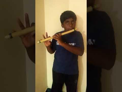 Sundari kannal oru sedhi song by flute balajee