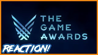 The Game Awards 2018 | Reaction