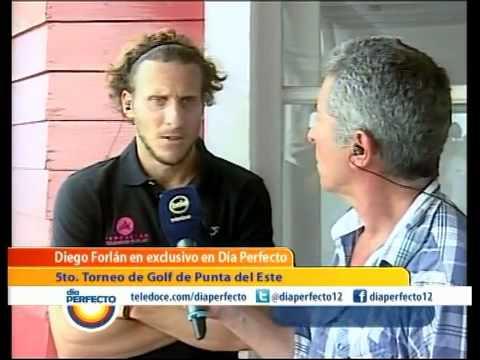 Diego Forlán habló sobre Universitario de Deportes