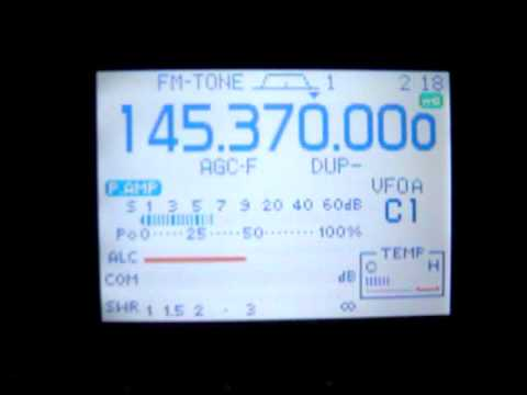Repetidor VHF 145.370 echolink boletn craeg 3a.parte
