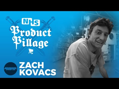 Product Pillage: Zach 'Ducky' Kovacs