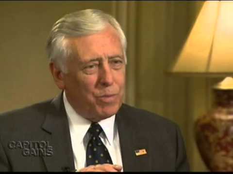 Hoyer Discusses The Budget, Debt Ceiling  And Immigration Reform On Bloomberg