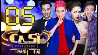 OFFICIAL | CA SĨ TRANH TÀI VTV3 Full - Tập 5| Anh Đức, Thanh Duy, Phương Trinh Jolie | 06/04/2018