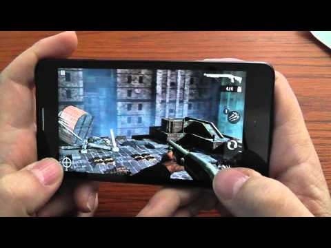 Videoreview Android: Contract Killer Zombies NR