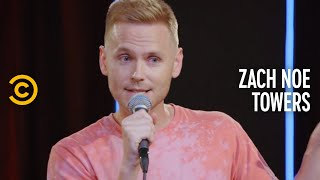 Reading a Truly Cringey Tinder Profile - Zach Noe Towers - Stand-Up Featuring