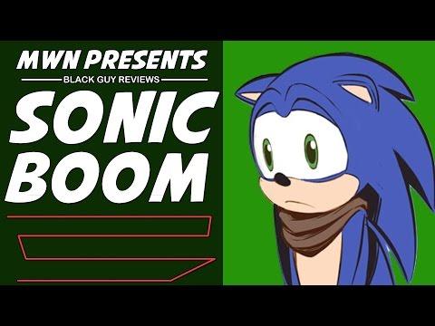 Sonic Boom   The Black Hokage Reviews