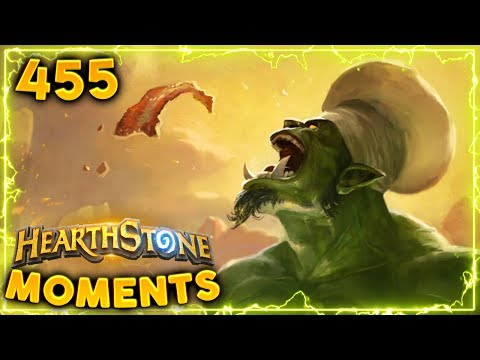 Never Lucky!   Hearthstone Daily Moments Ep. 455