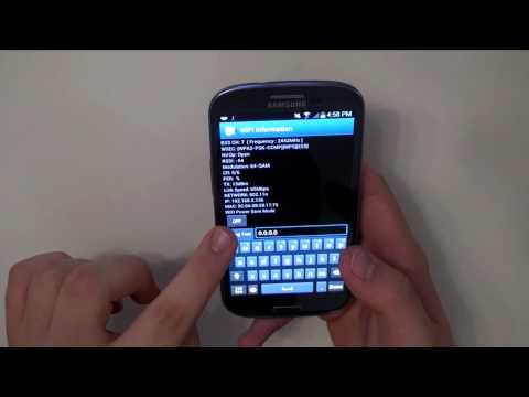 Ray's Tech Stuff - Samsung Galaxy SIII - WiFi PROBLEM FIX