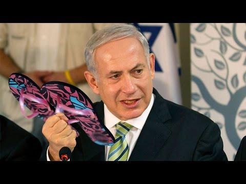 Netanyahu Flip Flops On Palestine