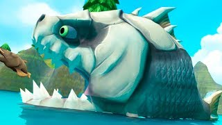 Download Lagu The T-Rex of Fish - Feed and Grow Fish - Part 63 | Pungence Gratis STAFABAND