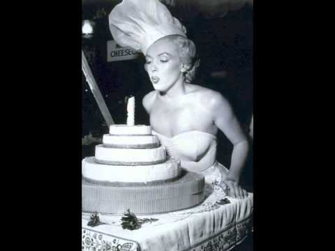 Marilyn Monroe I Wanna Be Loved by You (Mr.President Mix)