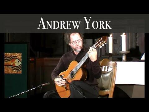 Andrew York - Woven World - Gitarrissimo, Oberhausen Germany