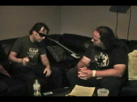 Kerry King interrupts Dave Lombardo interview