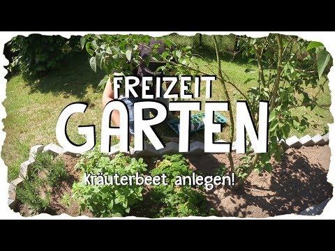 Kräuterbeet Anlegen! | Freizeit Garten