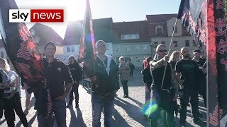 Video: The far-right in Germany - Sky News