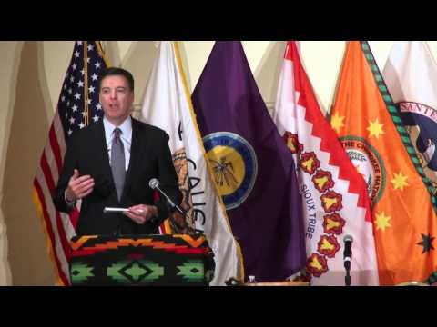 FBI Director's Remarks at 14th National Indian Nations Conference