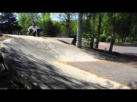 Ambassador Abroad: France, Part 2 - Dancing, Freeride & Ditch Longboarding