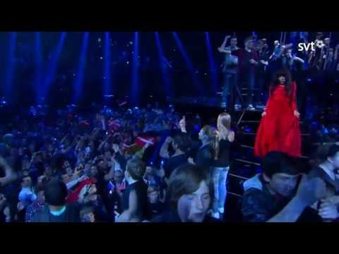 Loreen - Euphoria, First Semi-Final, Eurovision Song Contest (14.5.2013)