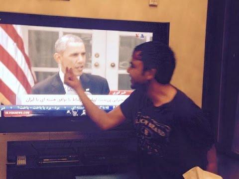 The great Iranian Obama selfie-fest