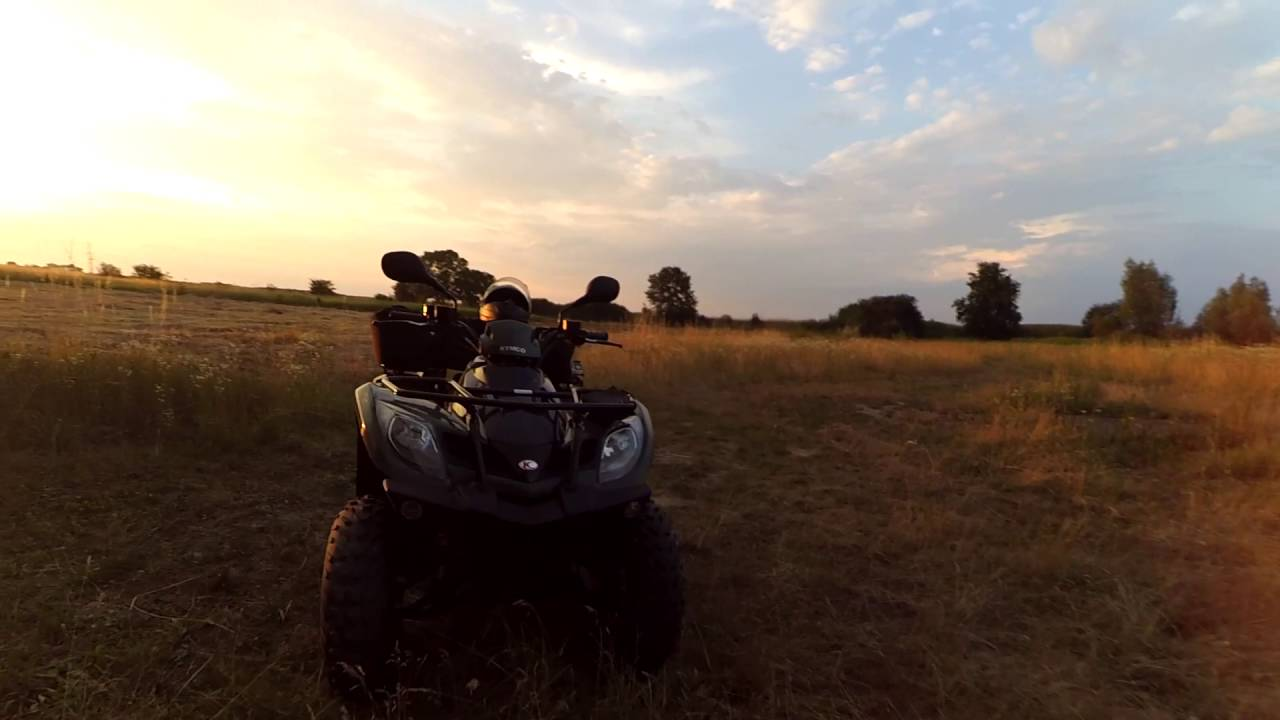 Secret places - discovery - ATV expedition