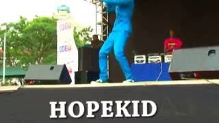 Hopekid ft Hollyday all stars, live