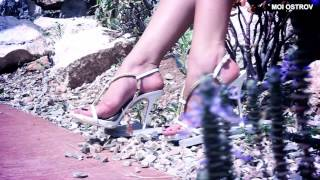 The making of - The Secret Garden fashion editorial