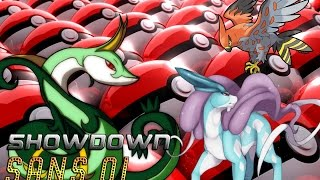 Pokemon Showdown Şans b/CaptainFlygon - [Bölüm 01] Arceus Kutsa Bizi