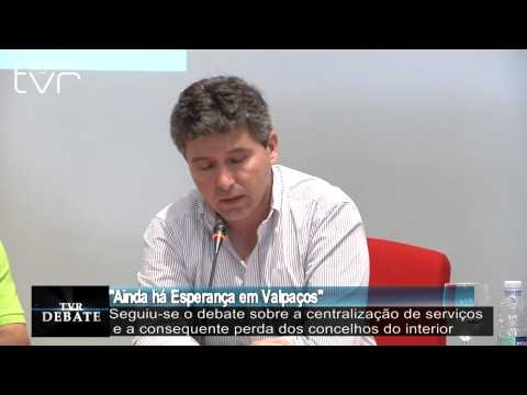 TVR Debate - Futuro de Valpaos