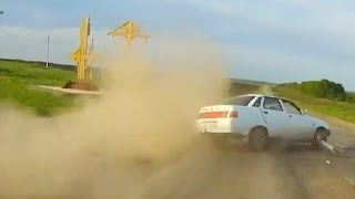 Russian Car crash compilation May 2016 week 4